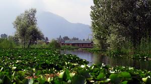 A shikara ride to the floating villages of Srinagar
