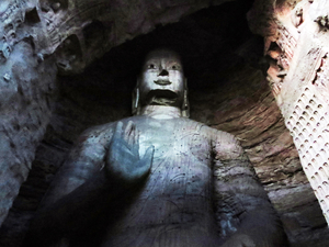 My date with the 17-metre Buddha of China