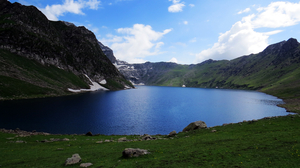 Tarsar: The Blue Lake of Kashmir