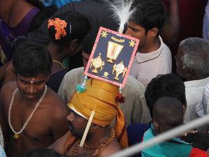 Azhagar Festival Madurai 2015