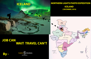 Iceland - Northern Lights Photo Story