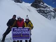 Peruvian Mountains Trek Climb Travel Blogger