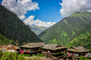 The oldest, free-est republic of India: Malana