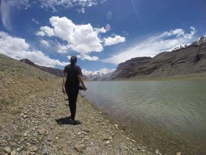 Wandering post-its Travel Blogger