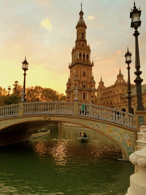 Soaking in Seville in 3 days