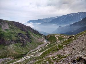Leh - Manali Highway ride