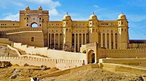 Jaipur : The Pink City