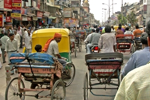 Old Delhi: The Walled City