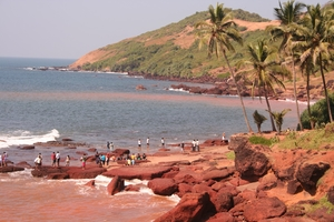 Sun-drenched Goa
