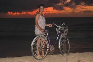 Love at First Sight in Negombo, Sri Lanka
