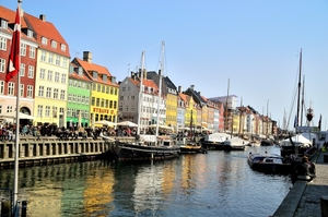 Copenhagen: The Northern Harbour