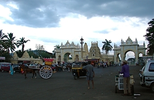 Vintage Mysore Cycle Tour