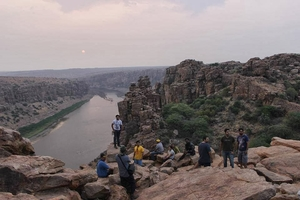Gandikota and Belum Caves