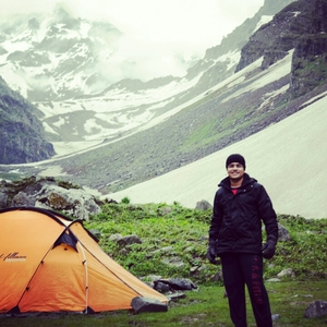 Hardik Joiser Travel Blogger