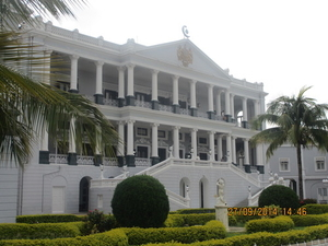 Fit for Royals: Taj Falaknuma Palace