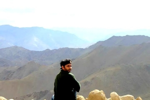 Neeraj Narayanan  Travel Blogger