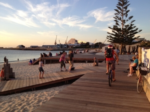 Perth: Urban Adventure in Fremantle