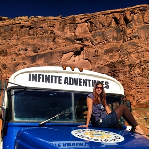 Infinite Adventures  Travel Blogger