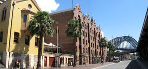 Urban Sydney Walking Tour