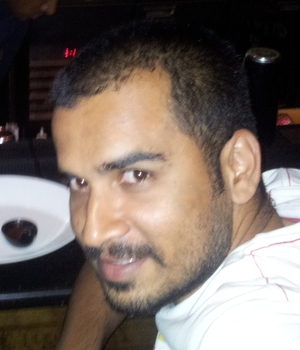 Prathamesh Amberkar Travel Blogger
