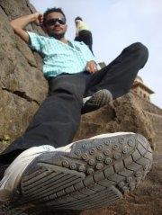 Parkal Suhas Kamath Travel Blogger