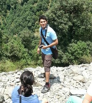 Ankit Monga Travel Blogger