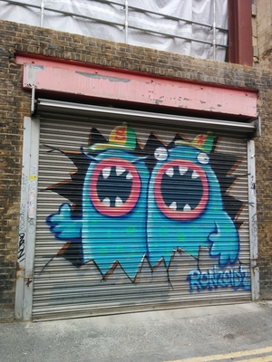 Just fall in love with Brick lane
