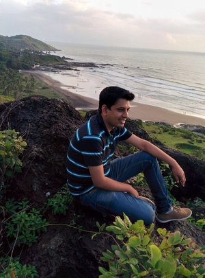 15.saurabh Travel Blogger