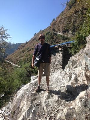 Saket Sankhyan Travel Blogger