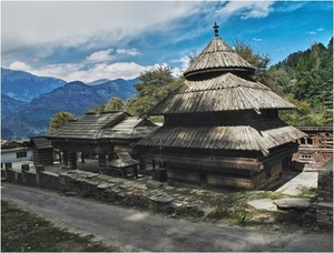 Naggar: A Quiet Getaway in the Hills