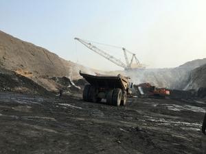Trip to Godhavarikhani, Coal Mines