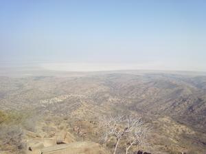A trip to Great White Salt Desert