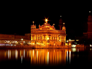 A Spiritual day at Amritsar