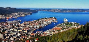 Bergen: The Postcard City!