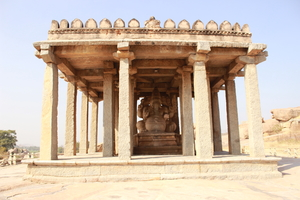 Magic in Monuments - Hampi and around