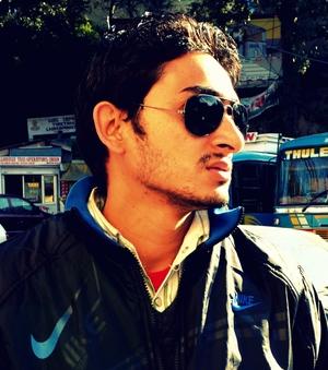Vikas Mahar Travel Blogger