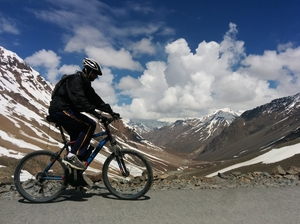 Thousand Kilometres in the Himalayas - Cycling Trip