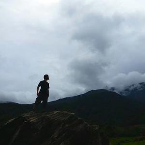 Shahzer Ansari Travel Blogger