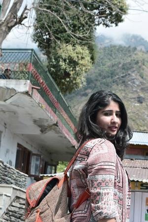 Teesha Bhasin Travel Blogger