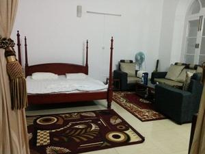 A royal stay on Nandi Hills