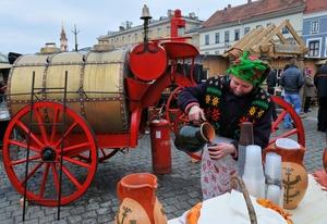 Kaziukas Fair in Lithuania