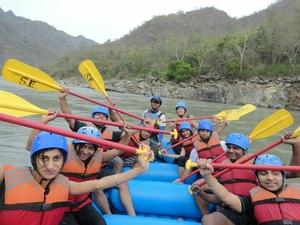 Ravishing River Rafting - Rishikesh