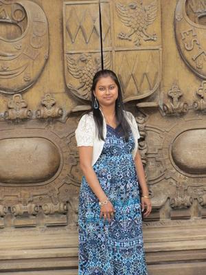 Moly Mukherjee Gupta Travel Blogger