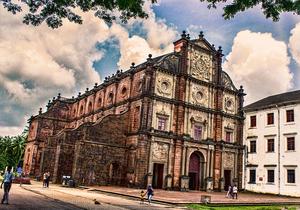 The Beautiful Churches of Goa and Kerala