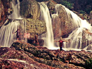 Enthralled by the Majesty of Tada Waterfalls