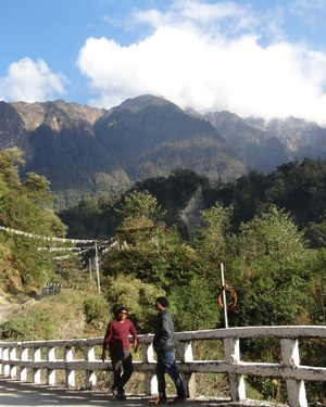 North sikkim: the hidden paradise