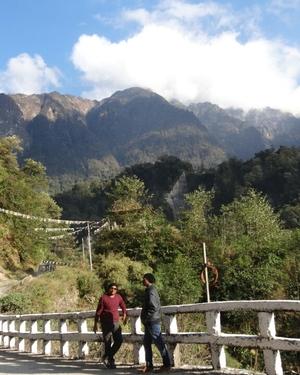 North sikkim: the hidden paradise