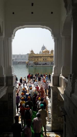 Mumbai - Amritsar - Kasol(A budget trip)