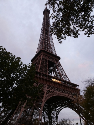A night in Paris – my first solo trip abroad