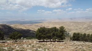 Travel Diary from Israel and Jordan